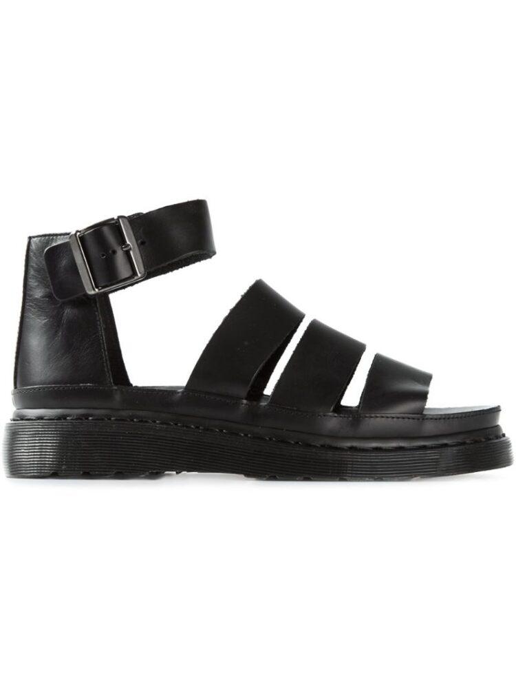 Dr. Martens 'Clarissa' Sandal sneakers (zwart)