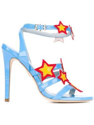 Chiara Ferragni Sandalen mit Stern-Patch sneakers (overige kleuren)