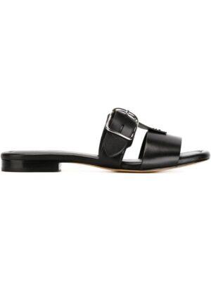 Alexander Wang Sandalen mit Schnall sneakers (zwart)