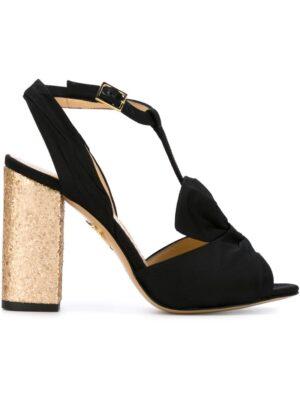 Charlotte Olympia 'Odelle' Sandal sneakers (zwart)