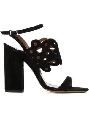 Tabitha Simmons 'Emi' Sandal sneakers (zwart)