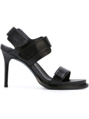 Ann Demeulemeester Sandalen mit Klettverschlu sneakers (zwart)