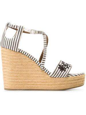 Tabitha Simmons 'Jenny' Sandal sneakers (zwart)