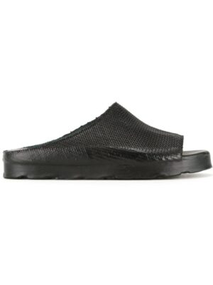 Oxs Rubber Soul Pantoletten mit gewebtem Desig sneakers (zwart)