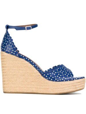 Tabitha Simmons 'Harp' Wedge-Sandal sneakers (overige kleuren)