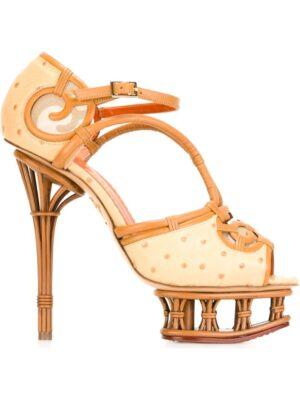 Charlotte Olympia 'I Dream Of Africa' Sandal sneakers (overige kleuren)
