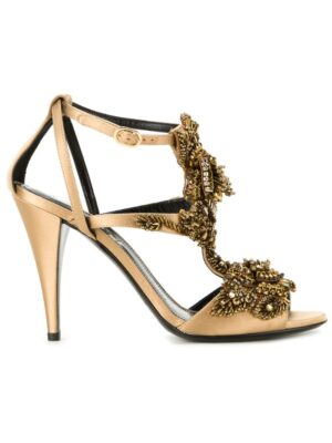 Alberta Ferretti Verzierte Sandal sneakers (overige kleuren)