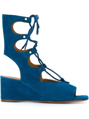 Chloé 'Foster' Wedge-Sandal sneakers (overige kleuren)