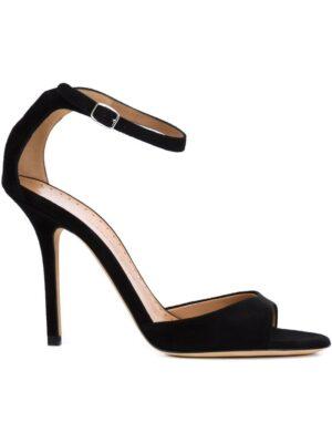 Alexa Wagner 'Nicole' Sandal sneakers (zwart)
