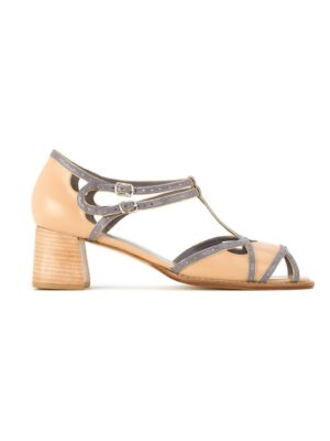 h Chofakian bicolor heeled sandal sneakers (overige kleuren)