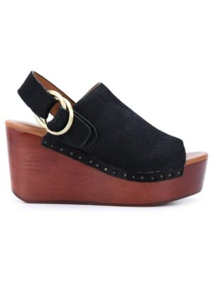 Derek Lam 10 Crosby Sandalen mit Keilabsatz sneakers (zwart)