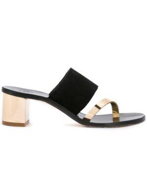 Álvaro 'Alberta Alta' Sandal sneakers (zwart)