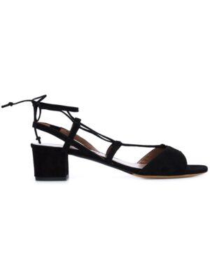 Tabitha Simmons 'Lori' Sandal sneakers (zwart)