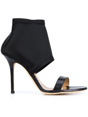 Alexa Wagner 'Cyansis' Sandal sneakers (zwart)