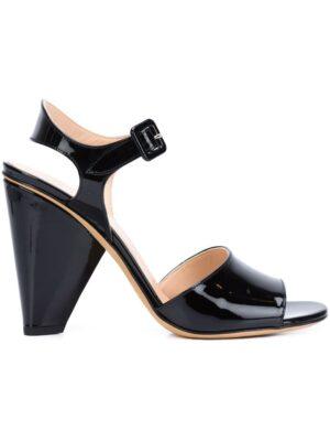 Derek Lam 'Norma' Sandalen mit Knöchelriem sneakers (zwart)