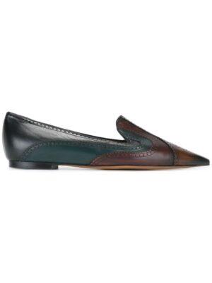 Etro Slipper mit spitzer Kapp sneakers (overige kleuren)