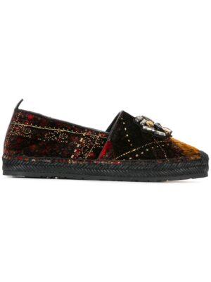 Etro Slipper mit Verzierung sneakers (zwart)