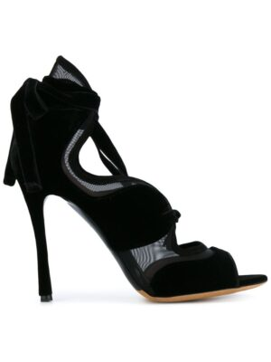 Tabitha Simmons 'Freya' Sandalen mit Schnürung sneakers (zwart)