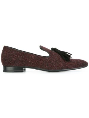 Fratelli Rossetti Slipper mit Glitzereffekt sneakers (zwart)