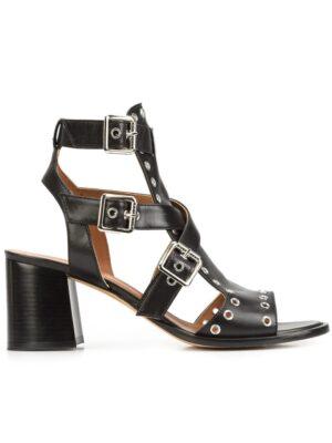 Derek Lam 'Java' Sandalen mit Riemch sneakers (zwart)