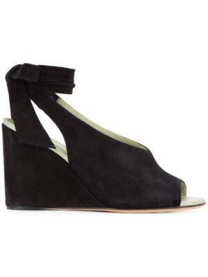 Derek Lam 'Maude' Wedge-Sandal sneakers (zwart)