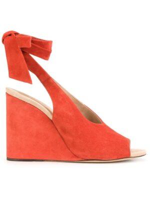Derek Lam Pumps mit Keilabsatz sneakers (rood)