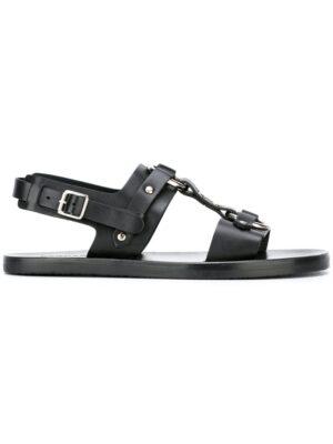 Dsquared2 'Moses' Sandal sneakers (zwart)