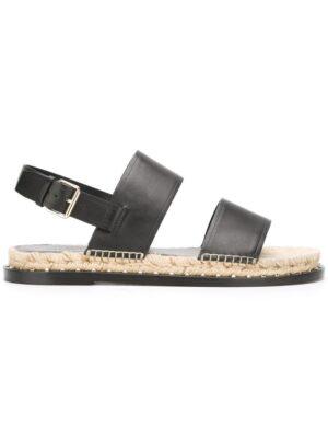 Valentino 'Soul Rockstud' Sandal sneakers (zwart)