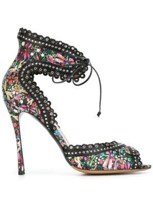 Tabitha Simmons 'Ellyn' Sandal sneakers (zwart)