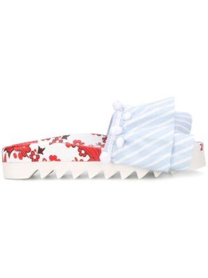 Joshua Sanders Flipflops mit Blumen-Print sneakers (overige kleuren)