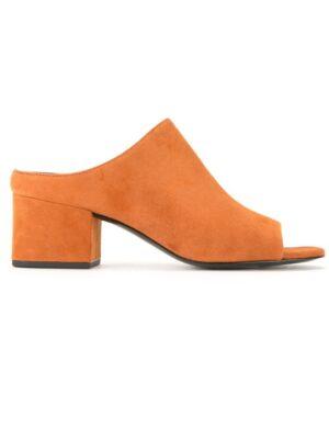 3.1 Phillip Lim 'Cube' Pantolett sneakers (bruin)