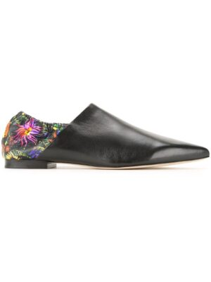 3.1 Phillip Lim 'Babouche' Slipp sneakers (zwart)