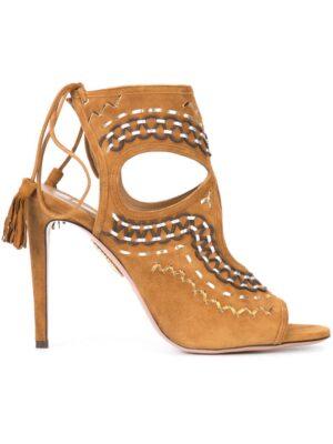 Aquazzura 'Sexy Thing' Sandal sneakers (bruin)