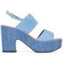 Robert Clergerie Sandalen mit Plateausohl sneakers (Overige kleuren)