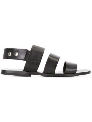 Damir Doma 'Fiesta' Römersandal sneakers (zwart)