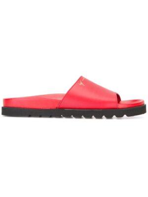 Giuseppe Zanotti Design 'Neil' Pantolett sneakers (rood)
