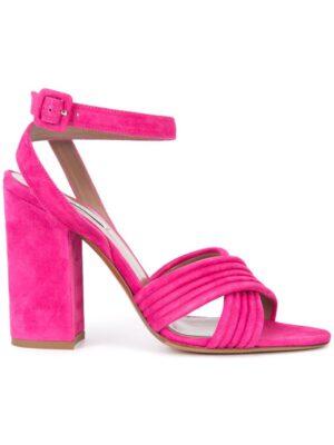 Tabitha Simmons 'Nora' Sandalen mit überkreuzten Riem sneakers (paars)