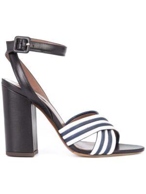 Tabitha Simmons 'Nora' Sandal sneakers (zwart)