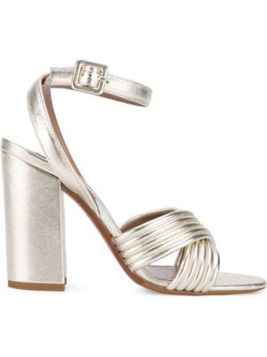 Tabitha Simmons 'Nora' Sandalen im Metallic-Loo sneakers (overige kleuren)