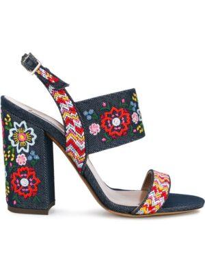 Tabitha Simmons 'Senna Festival' Sandalen mit Stickerei sneakers (overige kleuren)