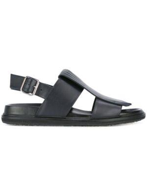 Marni Sandalen mit Zierlasch sneakers (overige kleuren)