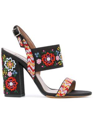 Tabitha Simmons 'Senna Festival' Sandal sneakers (zwart)