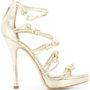 Alberta Ferretti Stiletto-Sandalen mit Knotendetail sneakers (Overige kleuren)