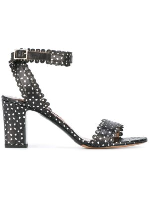 Tabitha Simmons 'Leticia' Sandal sneakers (zwart)