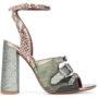 Antonio Marras Sandalen mit Schlangenledereffekt sneakers (Overige kleuren)
