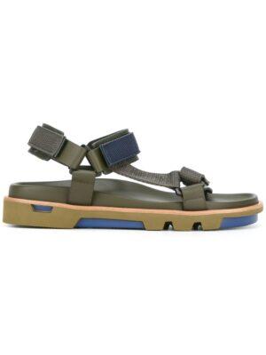 Emporio Armani Sandalen im Military-Loo sneakers (overige kleuren)
