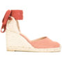 Castañer 'Carina' Sandal sneakers (paars)