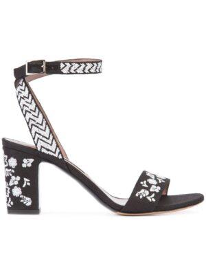 Tabitha Simmons Sandalen mit Blumenmust sneakers (zwart)