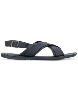 Fabi Sandalen mit gekreuzten Riem sneakers (zwart)