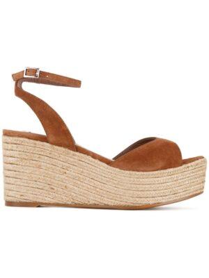 Tabitha Simmons 'Tessa' Sandal sneakers (bruin)
